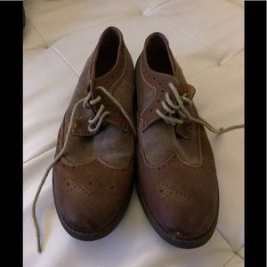 Clark's Oxfords